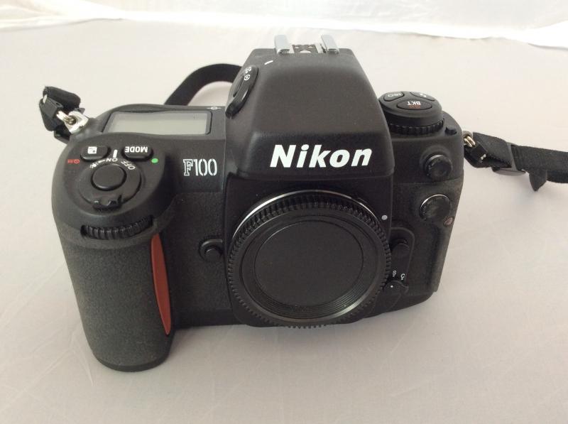 nikon f100 legendary cameras rh legendarycameras com Nikon Camera User Manual Nikon Camera User Manual
